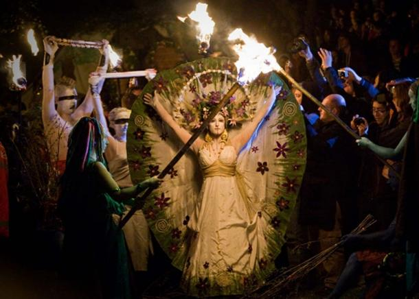Beltane: Celtic Fire Festival Beckons with the Warmth of Summer