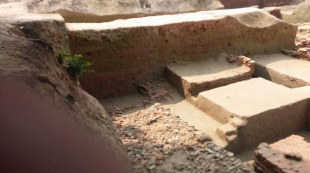 1,000-year-old Buddhist temple found in Bangladesh with links to venerated ancient scholar