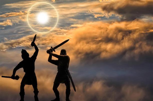 Sword fight. Credit: Oleksandr / Adobe Stock