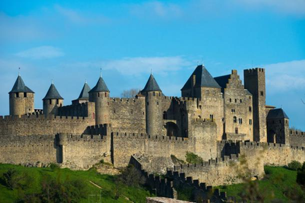 Carcassonne: Europe's Largest Medieval Fortified City Was Defended by Straw Soldiers