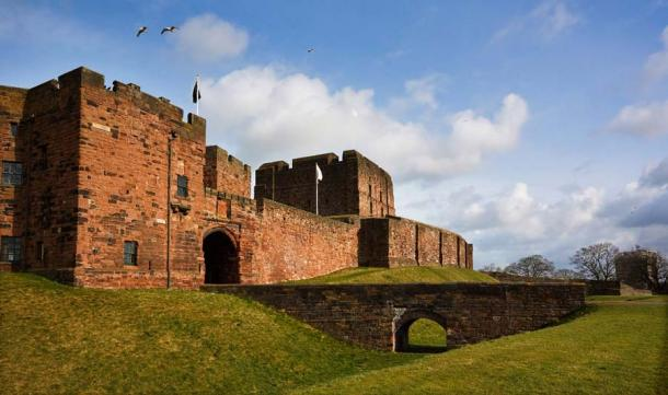 Carlisle Castle is known as the most besieged castle in Britain. Source: stocksolutions