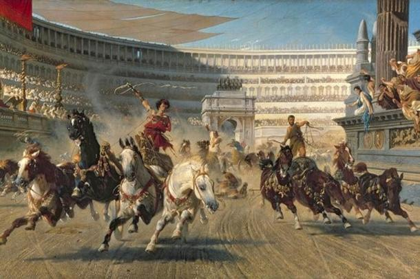 2 000 Year Old Cooling System For Chariot Horses Unearthed