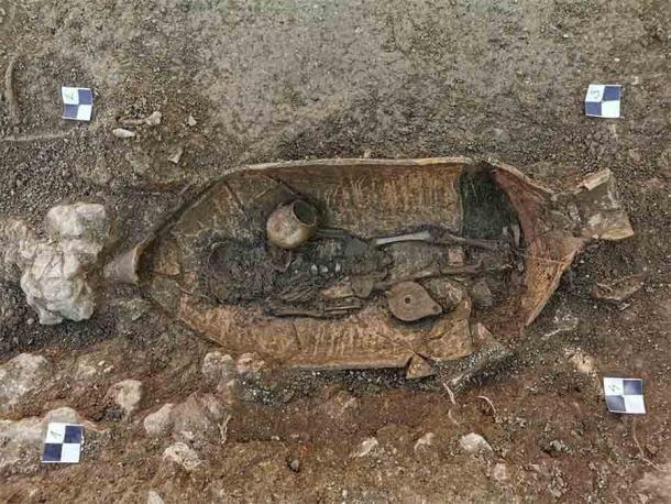 Ancient Necropolis Found Hidden in 17th Century Croatian Palace Garden