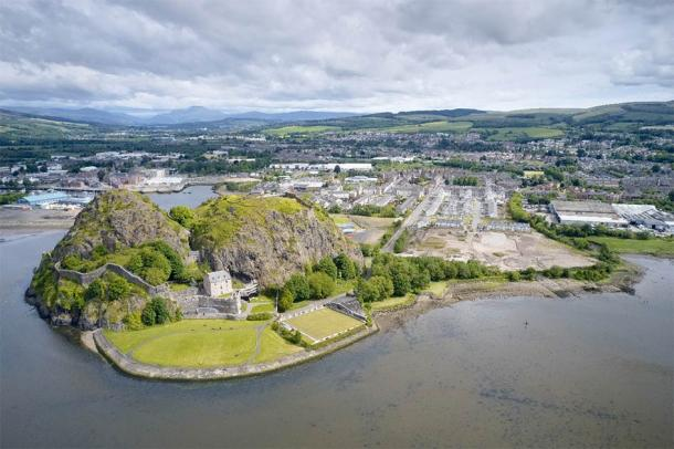 Dumbarton Castle: Ancient Stronghold and Symbol of Scottish Defiance