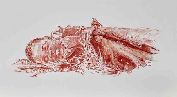 Kenyan Cave Child Grave Declared Africa's Earliest Human Burial!
