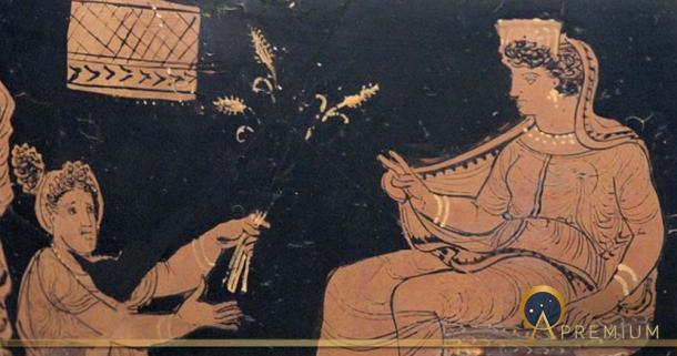 The Eleusinian Mysteries: Demeter's Secret And Sacred Rites
