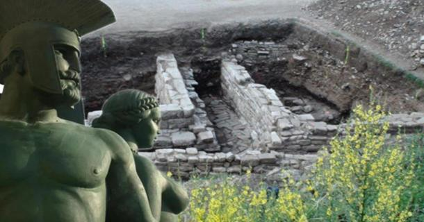 two ancient palaces unearthed in montenegro were home to