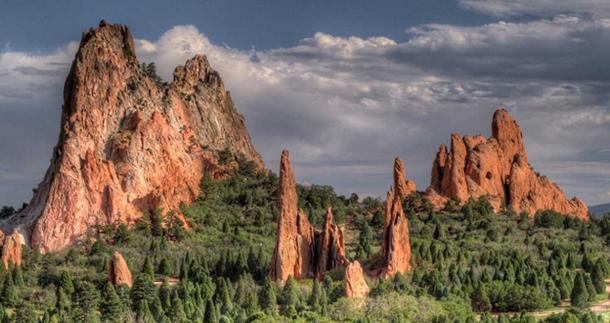 Garden of the Gods: Sacred Ground and Native American Crossroads