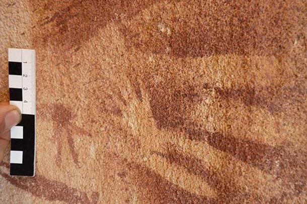 Lion Man Cave Art : Anthropologist suggests that tiny stone age cave