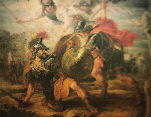 Hector of Troy: The Battle for Peace and the Wrath of Achilles