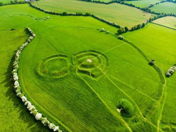 Hill of Tara, County Meath, Ireland