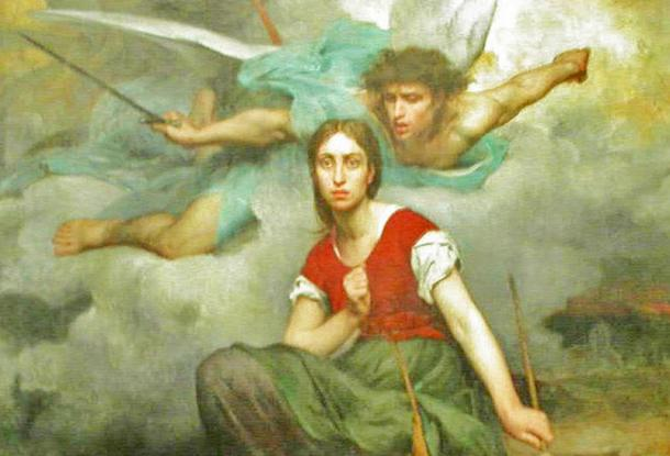 Neurologists speculate that Joan of Arc heard voices ...