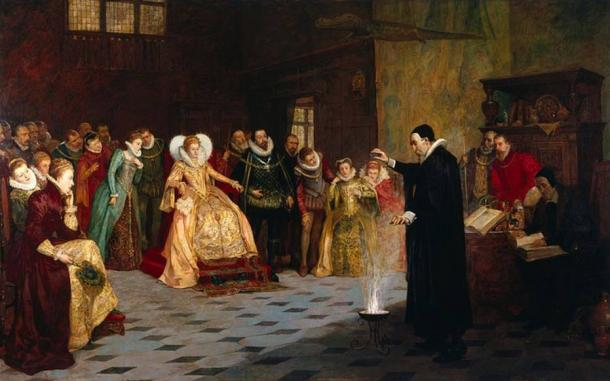 John Dee: Scholar, Astrologer, and Occult Practitioner that Captivated the Royal Court of 16th Century England