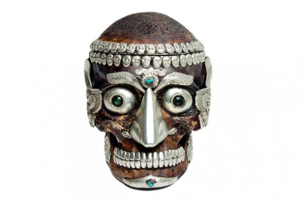 The Practices And Rituals Of Tibetan Kapala Skull Caps