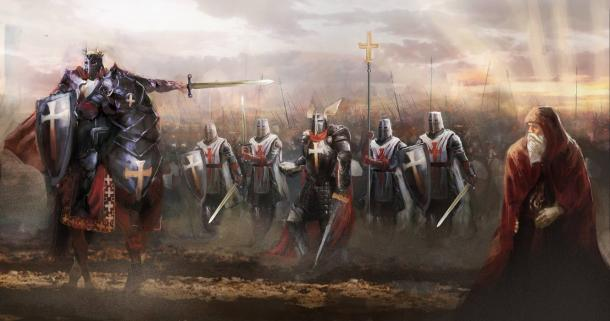 Is the Beginning of the Knights Templar story linked to Jewish Elders?