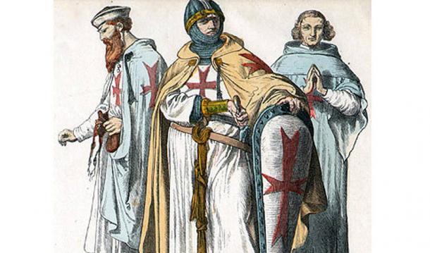 The Origin of the Knights Templar – Descendants of Jewish Elders?