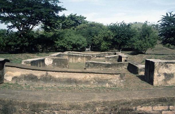 The ruins of León Viejo. Source: CC BY-SA 3.0