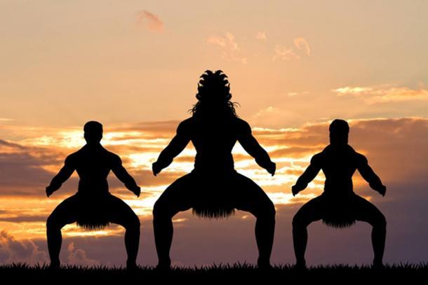 The Mythological Maori Origin Stories