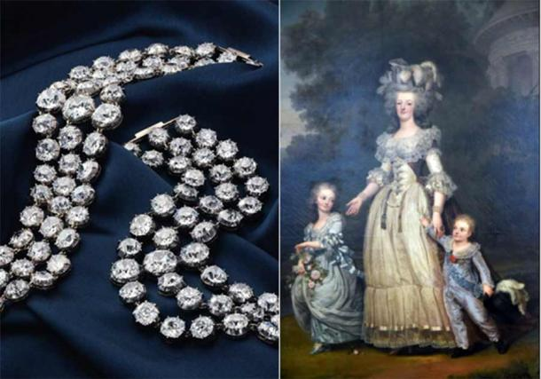 Marie-Antoinette     Source: Christie's / Osama Shukir Muhammed Amin FRCP(Glasg)/ CC BY-SA 4.0