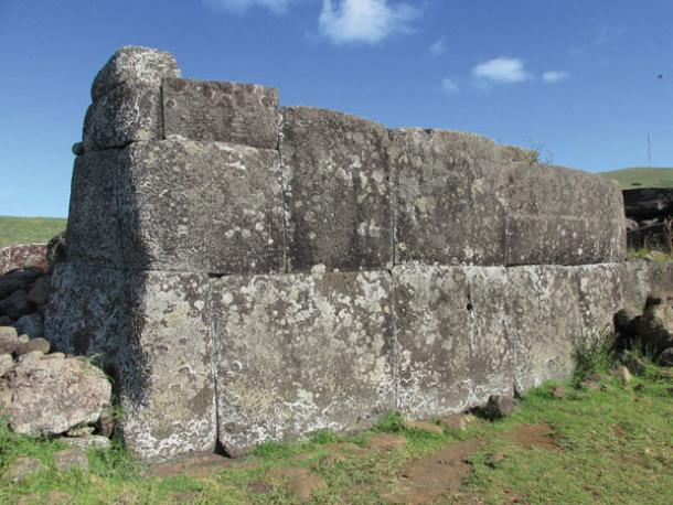 Wall of Vinapu, Easter Islands