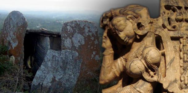 incredible megaliths of india  star maps and headless