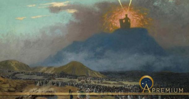 Elusive Mount Sinai, Hidden In Plain Site In Egypt