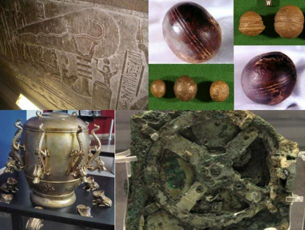 17 Out-of-Place Artifacts Said to Suggest High-Tech Prehistoric Civilizations Existed