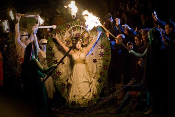 The Pagan Wheel of the Year: What Elaborate Rituals and Events Mark this Sacred Cycle?
