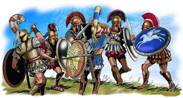 """Though the followers of Peisistratus, including his sons, managed to rule Athens for a long time as """"tyrants,"""" in the end they fell to the Spartans and democracy was born! Source: Massimo Todaro / Adobe Stock"""