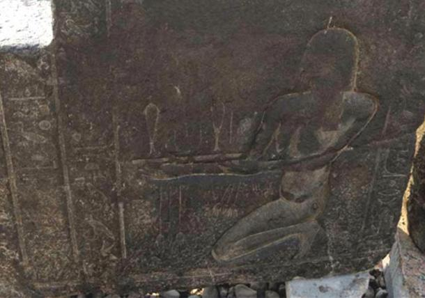 Shrine dedicated to King Nectanebo I unearthed in Egypt