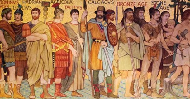 Pict Tribe Of Scotland: Picts, Gaels, And Scots: Exploring Their Mysterious (and