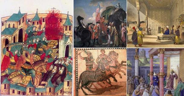 Five of the Most Powerful and Influential Empires of the Ancient World