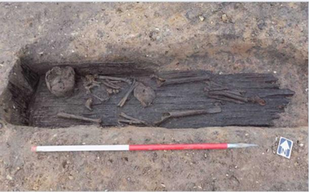 More Than 80 Exceptionally Rare Anglo-Saxon Coffins Found in Previously Unknown Cemetery