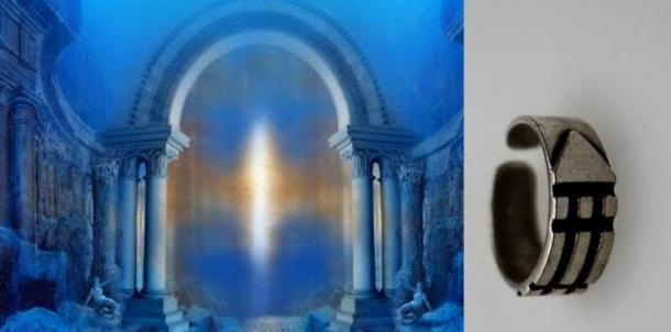 The Atlantis Ring: Ancient Myths and Mysticism Converge