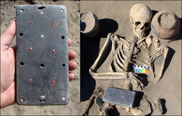 2,100-Year-Old Skeleton Found With iPhone-Like Belt Buckle in Siberia