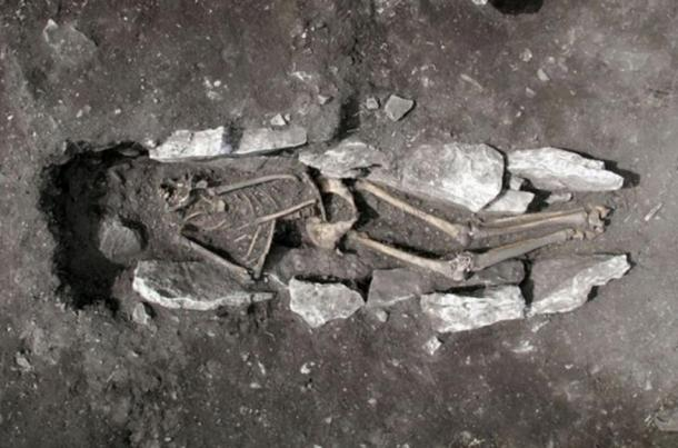Skeleton 3,000 years old lends credence to claims of Ancient Greeks sacrificing humans | Ancient Origins