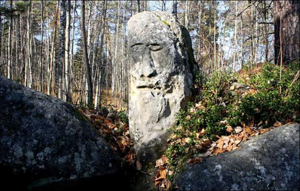 Why Did 2,400-Year-Old Stone Idol in Siberia Undergo Racial Realignment to Look Less European?