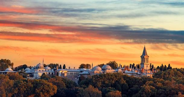 Topkapi – A Palace of Dreams and Tears from the Ottoman Empire