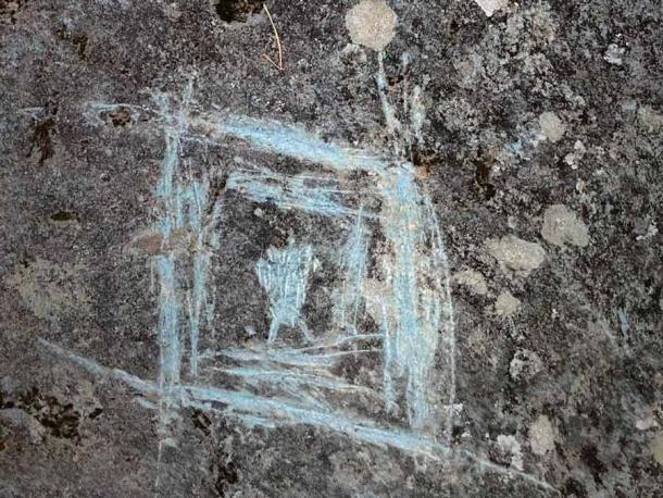 Native American History Destroyed In Georgia's Track Rock Gap