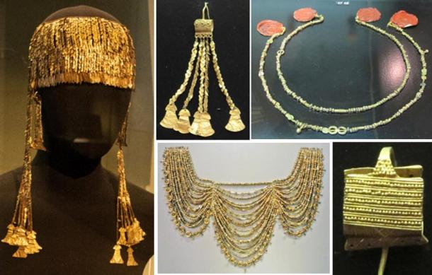 The Treasures Of Priam Golden Riches From The Legendary