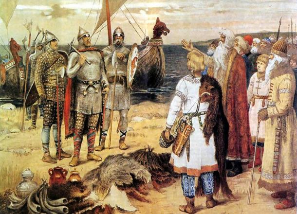 Vikings in Byzantium: The Varangians and their Fearless Conquests