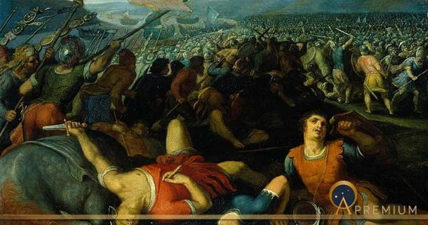 Veleda, Bructerian Seeress, Deity and Nemesis Of The Romans