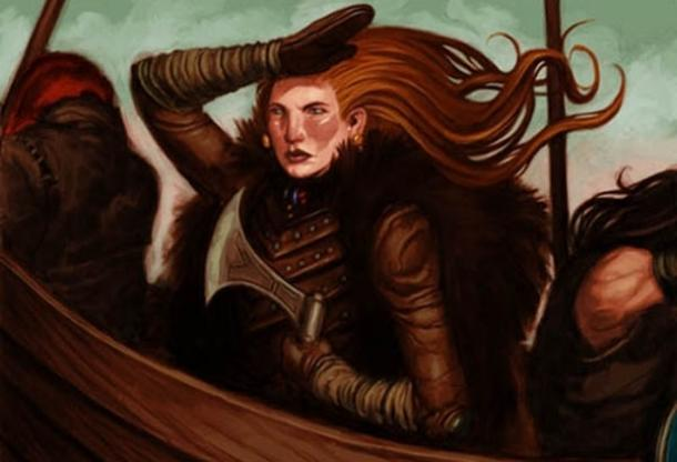Research suggests Viking women accompanied warriors on ...