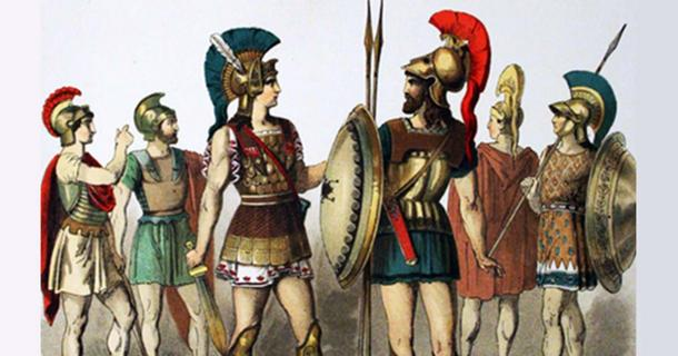 Weapons Control in Ancient Greece: When an Accident was Deadly