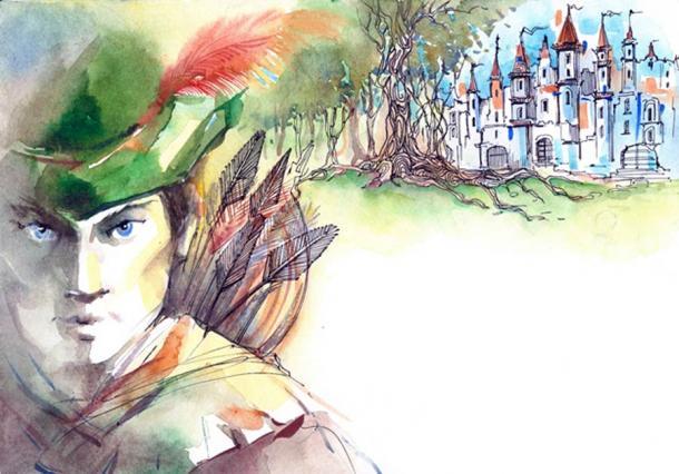 Where's the evidence for Robin Hood?