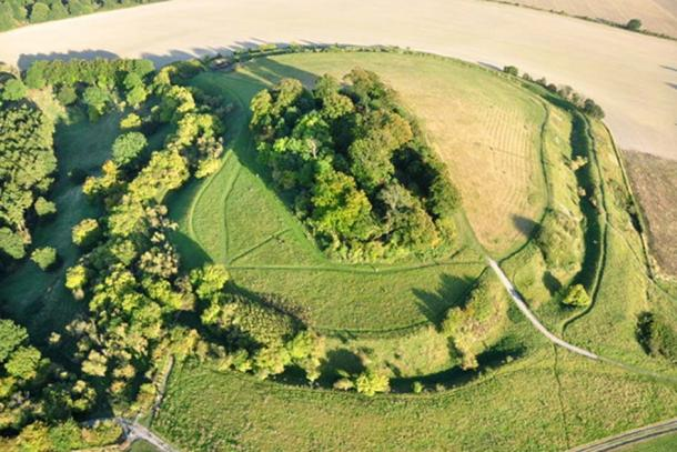 Wittenham Clumps: Ancient Earthworks Haunted by Gods Long Forgotten