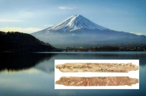 Analysis of Wood Inscription Reveals Persians were in Japan 1,000 Years Ago