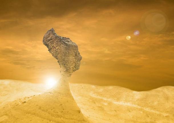 Queen's Head Rock