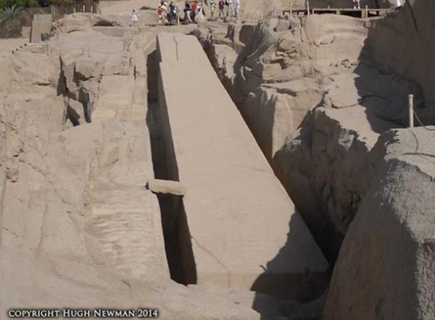 The Forgotten Stones Of Aswan Quarry Egypt Ancient Origins