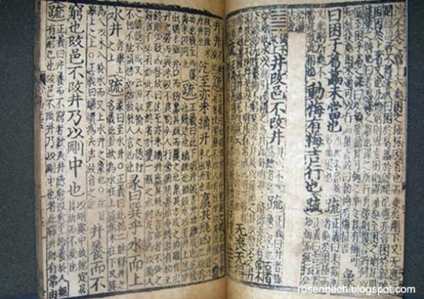 ... of binary code inspired by 5,000-year-old text | Ancient Origins